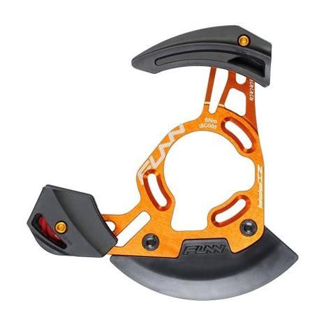 Chain Guide Funn Zippa Dh Lscg 05 funn zippa dh chain guide iscg 05 bb mount orange