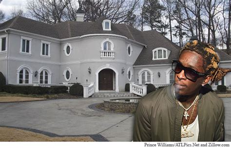 Thug House by Homes Peek Inside Rapper Thug S 9 000 Sf