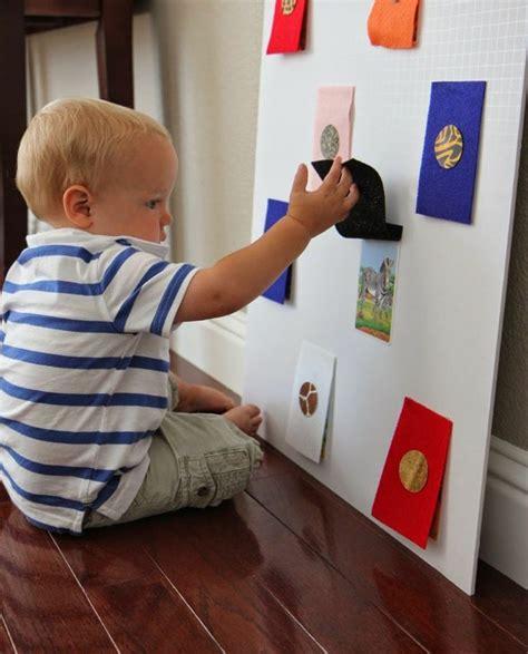 memory board selber machen activity board selber machen spielspa 223 f 252 r kleine kinder