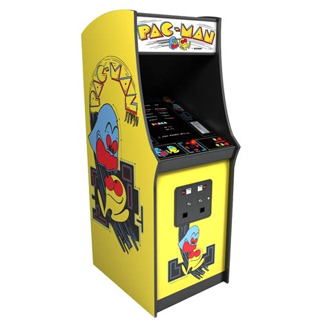 super pac man arcade cabinet pac man machine clipart collection 4
