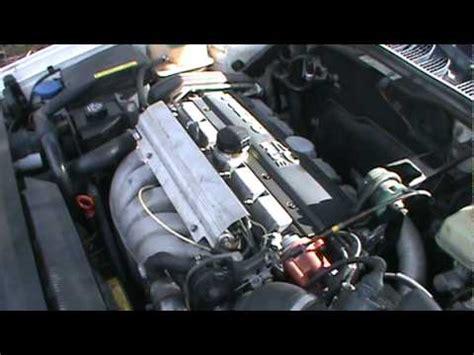 how cars engines work 1993 volvo 850 lane departure warning 93 volvo 850 glt 2 4l engine 104k miles youtube