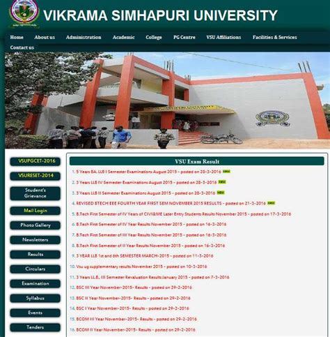 Mba 1 Results by 2018 2019 Student Forum Vsu Mba 1st Sem Results