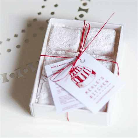 Handmade Turkish Delight - handmade turkish delight by merles kitchen