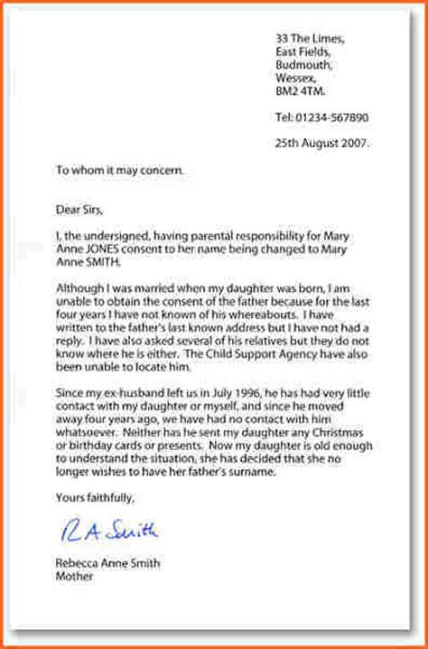 exle of formal letter uk 5 exles of formal letters budget template letter