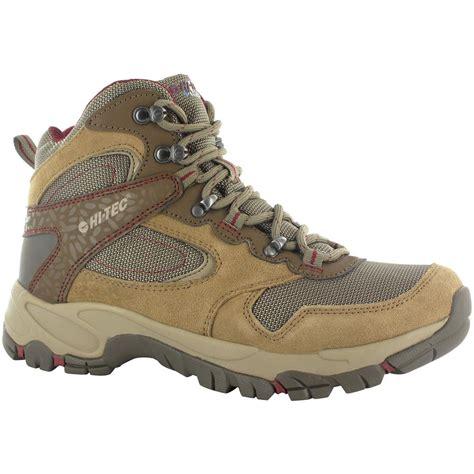 hi tec s altitude lite i waterproof hiking boots