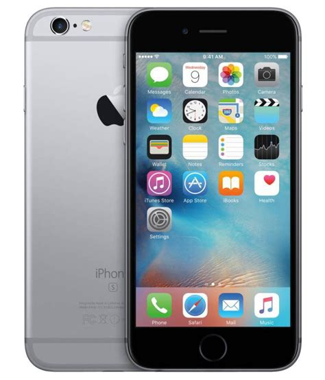 apple iphone 6s 32gb 2gb ram retina hd display mobile phones at low prices