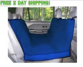 Pet Car Seat Covers For Suv Waterproof Car Seat Pet Protector Hammock Backseat