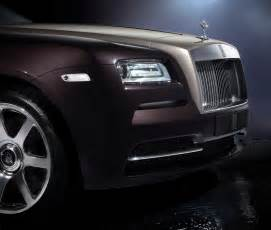 Motor Rolls Royce Look At Rolls Royce S Wraith On The Road