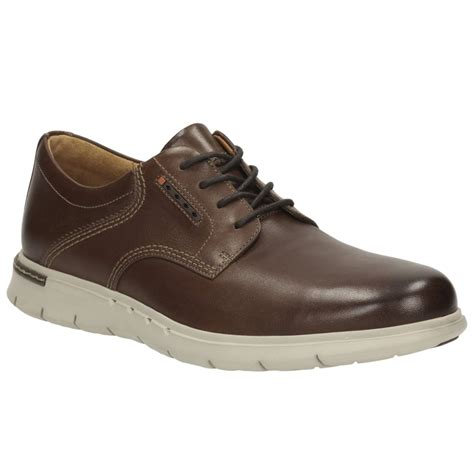 clarks unbyner mens wide casual shoes from