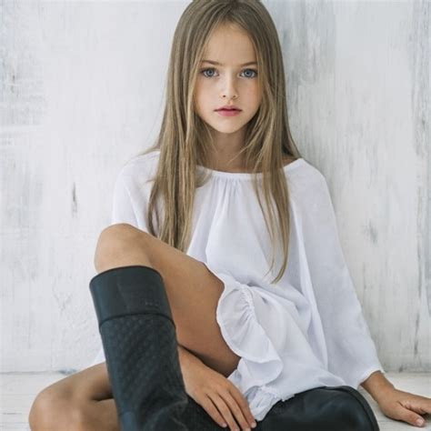 10yo russian girl model this 9 year old model is being called quot the most beautiful