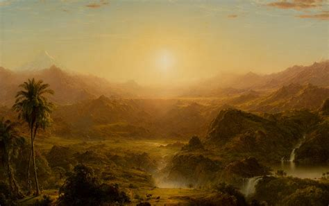 The Of by File Frederic Edwin Church The Andes Of Ecuador C 1855