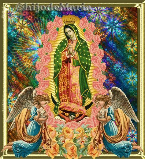 imagenes hermosas virgen de guadalupe madre celestial mayo mes de maria la virgen de guadalupe