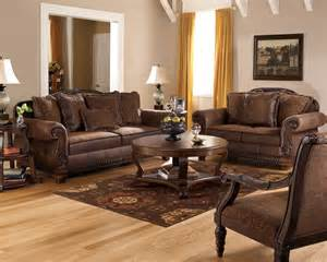 Living Room Furniture Rental Rent To Own Bradington Truffle Living Room Furniture