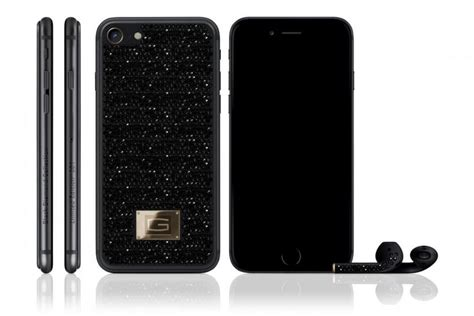Iphone 7 Diamond Black Polieren by Would You Pay 500k For A Diamond Encrusted Iphone 7