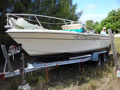 boat trailers for sale port charlotte fl 1977 robalo 20 center console w trailer power boat for sale