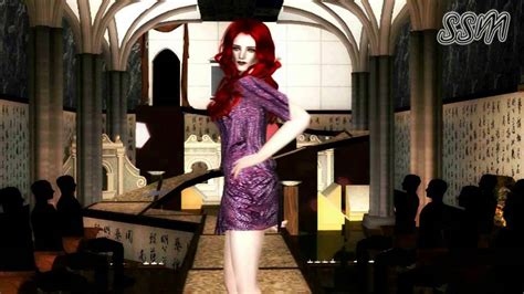 The Sims Next Top Model Week One by Sims Next Top Model Cycle 5 Episode 8 Part 1