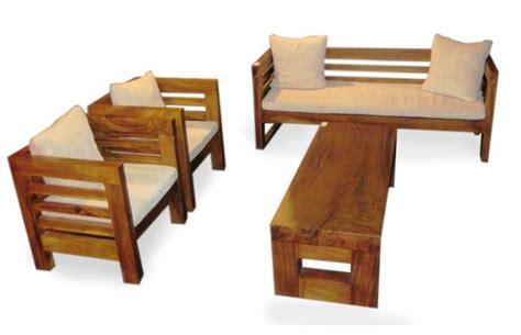Kursi Tamu Kayu Akasia 30 kursi kayu minimalis untuk ruang tamu 2018 rumah