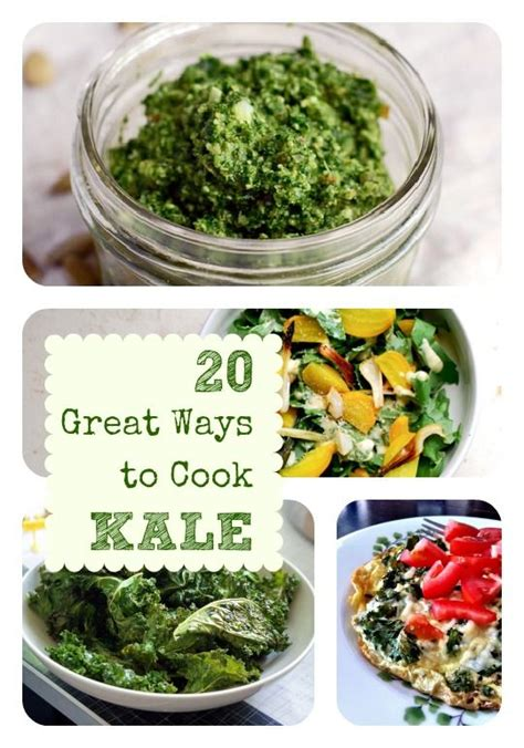 20 delicious ways to cook a bunch of kale awesome kale chips and soups