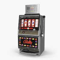 Slot Machine 3d Model Free