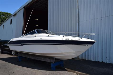 Cuddy Cabin Boat For Sale by 1996 Used Seaswirl 23 Cuddy Cabin Boat For Sale 7 500