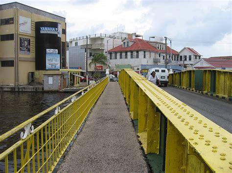 Swing Bridge Belize City Flickr Photo Sharing