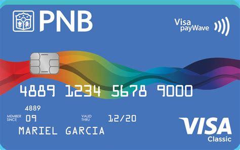 Credit Card Form Pnb pnb credit cards pnb visa