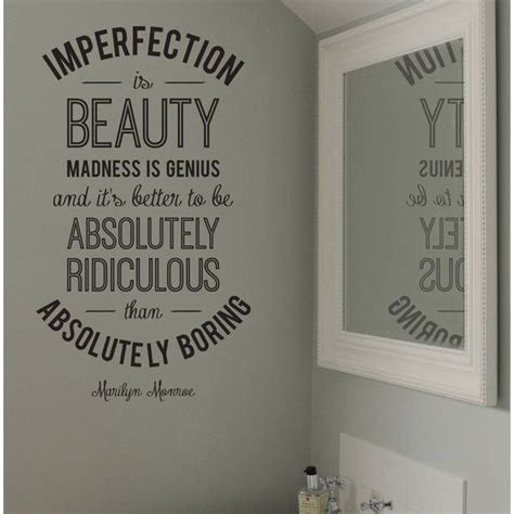 marilyn home decor 1000 ideas about wall stickers on