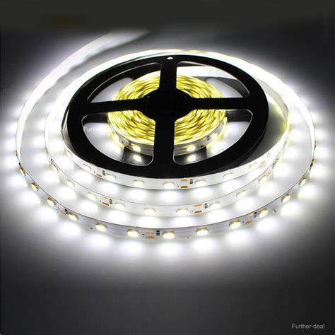 Cool White 5m 300leds Flexible Smd 5630 Led Strip Light 5m Led Light