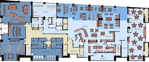 hotel design ground floor plans imanada plan dwg file e2