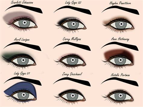 colors that bring out brown how to choose the right eye shadow color