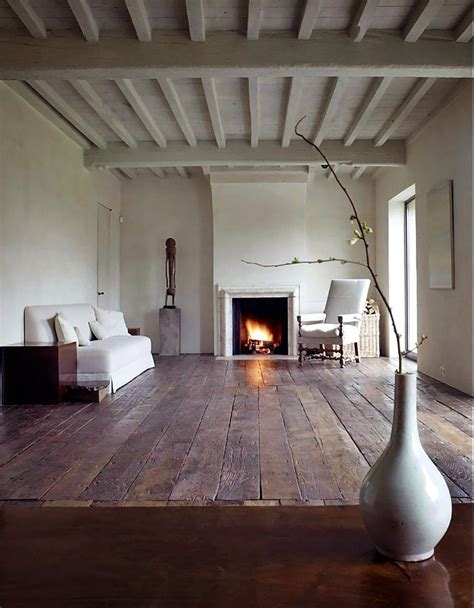 Floors And Ceilings by Axel Vervoordt 3 Wide Plank Wood Flooring And Beautiful