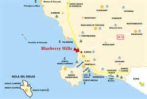 Bed Breakfast Com Bed Amp Breakfast Toscana Blueberry Hills Albinia Grosseto