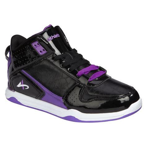 safetrax s non skid athletic shoe black