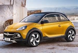 Adam Rocks Vauxhall Opel Adam Rocks Pictures Cars Models 2016 Cars 2017