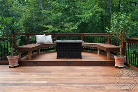 backyard wood deck ideas 35 cool outdoor deck designs digsdigs