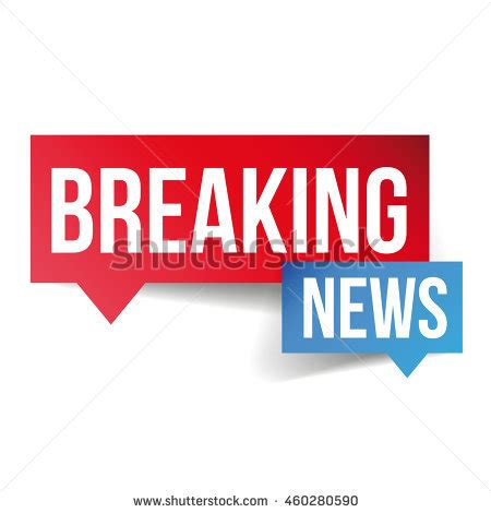 breaking news logo picture template banner breaking news stock images royalty free images vectors