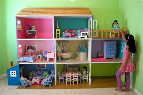 american girl 18 inch doll house building furniture for american girl dolls