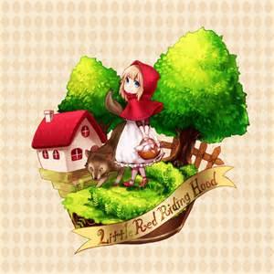 個別 赤ずきんヴィネット の写真 画像 動画 創作 童話 絵倉庫