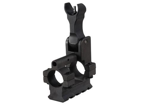 ak bolt on gas block front sight yankee hill machine gas block flip up hooded front sight