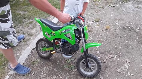 childrens motocross bike 49cc mini kids dirt bike youtube