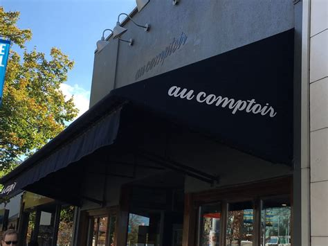 au comptoir menu hours prices 2278 4th ave w