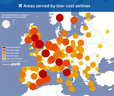 Low Cost Mba In Italy by The Uk Is The 1st Country In Europe For Low Cost Airlines