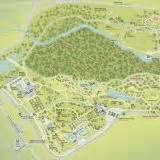 Bronx Botanical Garden Map Visit Information 187 New York Botanical Garden