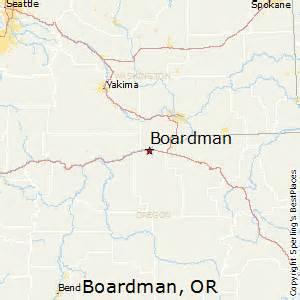 boardman oregon map best places to live in boardman oregon