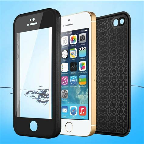 waterproof dirt shockproof protective cover for iphone 7 6 6s plus