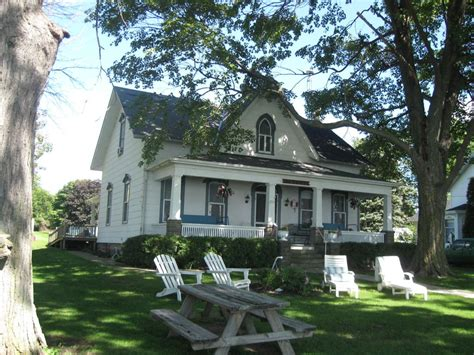 Kelleys Island Cottage Rentals by The Nest Vacation Waterfront Home Vrbo