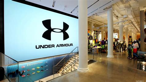 interactive home design nyc under armour is opening its first nyc store today