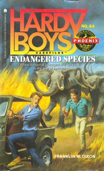 Hardy Boys The Borderline 64 endangered species hardyboys co uk