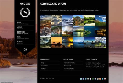 themes and photo 50 attractive photography wordpress themes for 2016