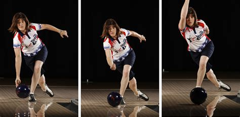 bowling arm swing and release bowl com shot repeatability
